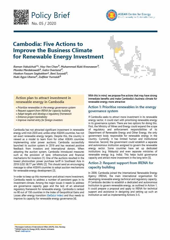 RE Investment Cambodia