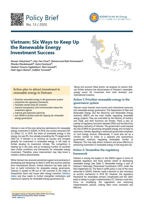 RE Investment Vietnam